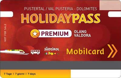 Holiday Pass